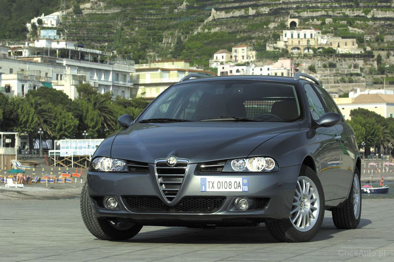 2003 alfa romeo 156 1 9 jtd related infomation specifications weili automotive network. Black Bedroom Furniture Sets. Home Design Ideas