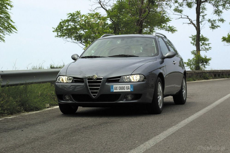 alfa romeo 156 fl 1 9 jtd 115 km 2003 sportwagon skrzynia r czna nap d przedni zdj cie 9. Black Bedroom Furniture Sets. Home Design Ideas
