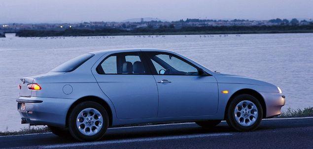 Alfa Romeo 156 1.8 TS 140 KM