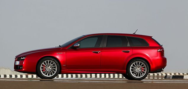 alfa romeo 159 q4 3 2 v6 jts 260 km 2006 sportwagon skrzynia r czna nap d 4x4. Black Bedroom Furniture Sets. Home Design Ideas