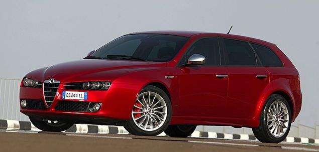 alfa romeo 159 q4 3 2 v6 jts 260 km 2008 sportwagon skrzynia automat nap d 4x4. Black Bedroom Furniture Sets. Home Design Ideas