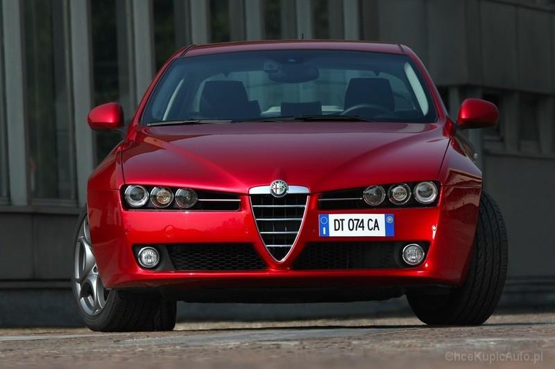 Alfa Romeo 159 1.9 JTDm 150 KM
