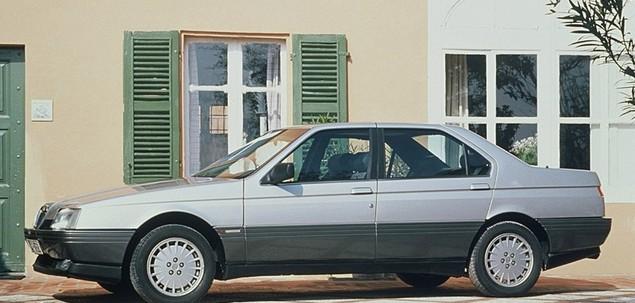 Alfa Romeo 164 3.0 V6 24v 232 KM