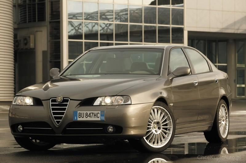 Alfa Romeo 166 2.4 JTD 136 KM