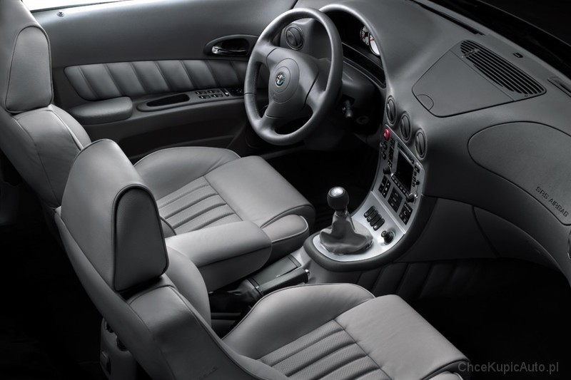 Alfa Romeo 166 3.0 V6 24v 226 KM