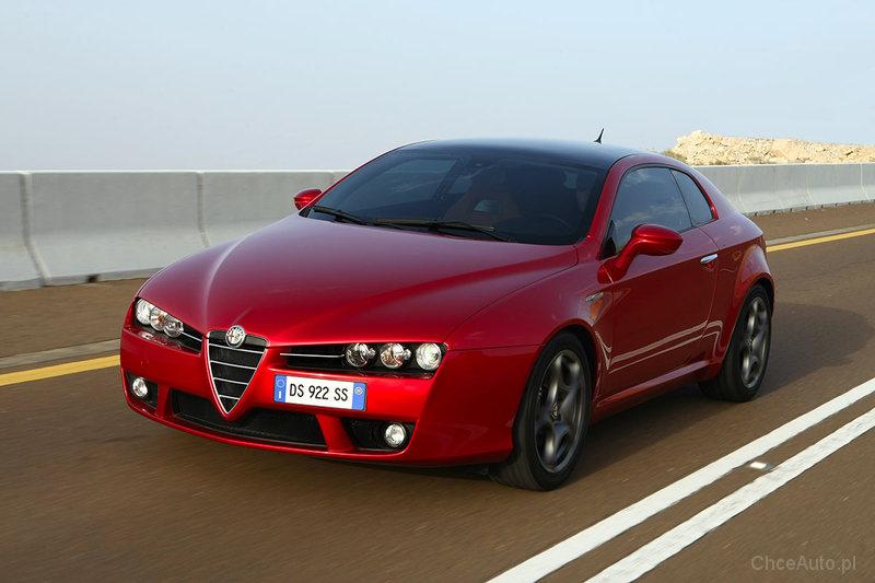 Alfa Romeo Brera 2.4 JTDm 200 KM