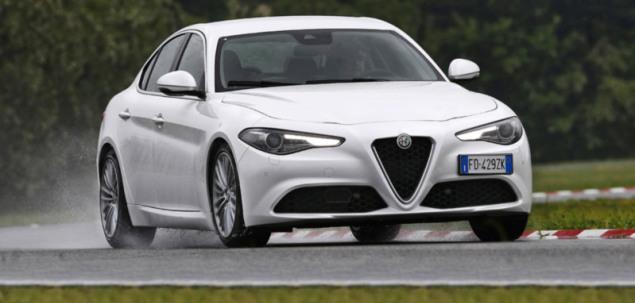 Alfa Romeo Giulia 2.0 Turbo 200 KM