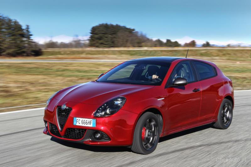 Alfa Romeo Giulietta 2.0 JTDM 170 KM