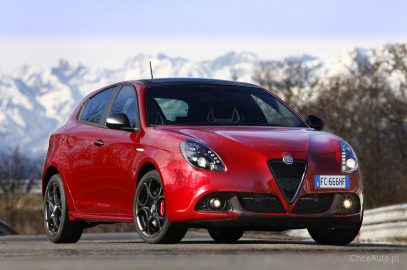 Alfa Romeo Giulietta QV 240 KM