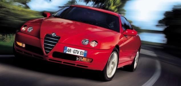 Alfa Romeo Gtv V6 TB 205 KM