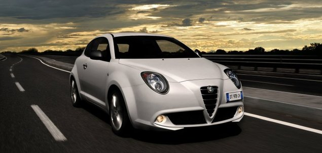 Alfa Romeo MiTo 1.6 JTD 120 KM