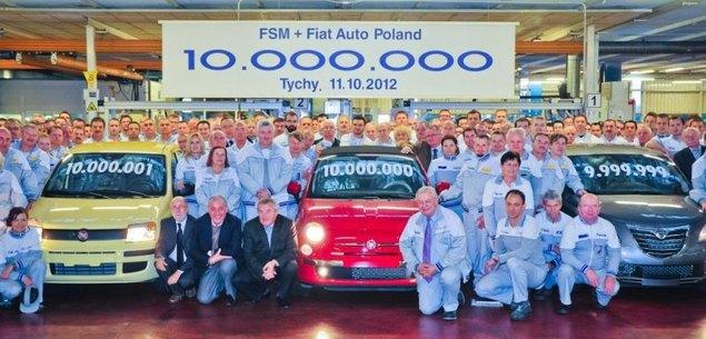 10 milionów Fiatów z Polski!