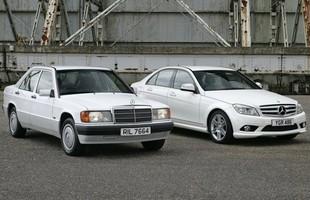10 mln Mercedesów klasy C!