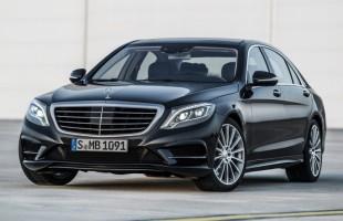 100 tysięcy sztuk Mercedesa klasy S
