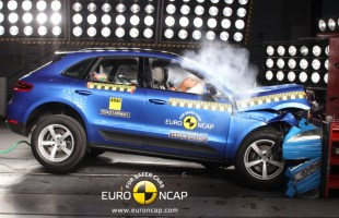 12  modeli w teście Euro NCAP
