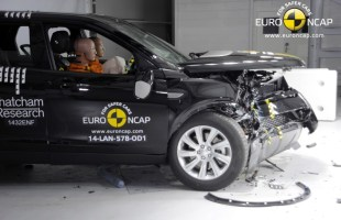 Land Rover Discovery Sport - ocena pięć gwiazdek
