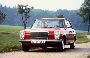 13 milionów egzemoplarzy Mercedesa klasy E