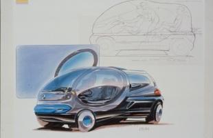 20 lat Renault Scenic
