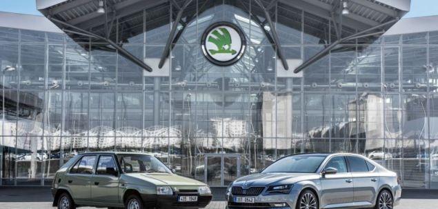 25 lat Skody i Volkswagena