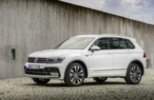 Volkswagen Tiguan z nowymi, mocnymi silnikami