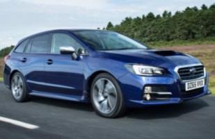 Subaru Levorg w nowej specyfikacji