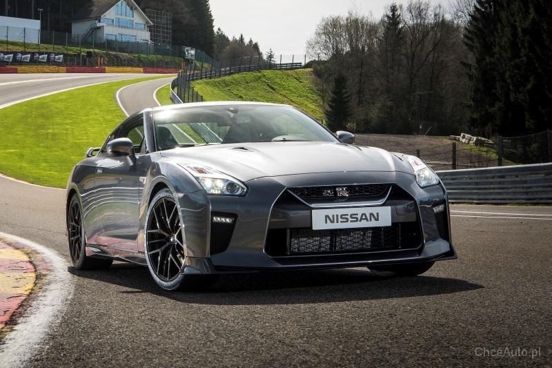 Zmodernizowany Nissan GT-R w Polsce. Ceny