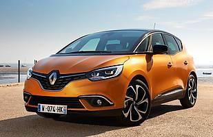 Renault Scenic i Grand Scenic. Dane techniczne