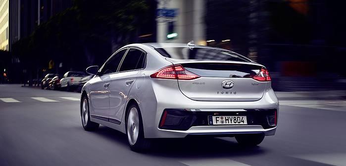 Hyundai IONIQ. Ceny!