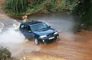 Historia Volvo Cross Country