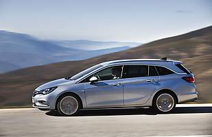 Nowy Opel Astra Tourer