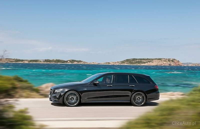 Mercedes-AMG E43 4MATIC