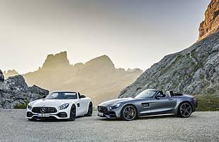 Mercedes-AMG GT Roadster!