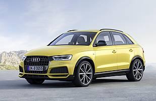 Audi Q3 po zmianach