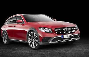 Mercedes E All-Terrain oficjalnie