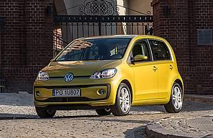 Volkswagen up! po liftingu. Ceny