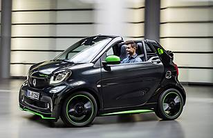Smart Electric Drive Fortwo