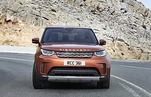 Nowy Land Rover Discovery 5 oficjalnie