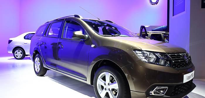 Dacia Logan i Sandero po liftingu