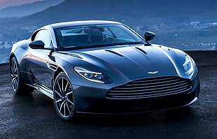 Aston Martin DB11 wyjechał z fabryki