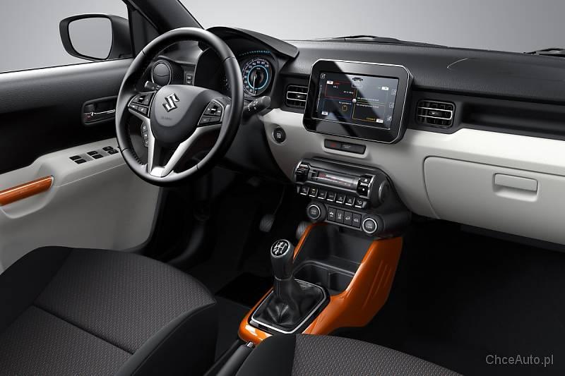 Suzuki Ignis wraca