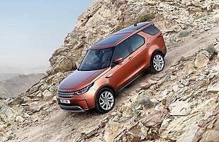 Land Rover Discovery. Ceny!