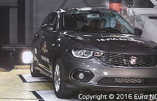 Fiat Tipo hatchback po teście EuroNCAP