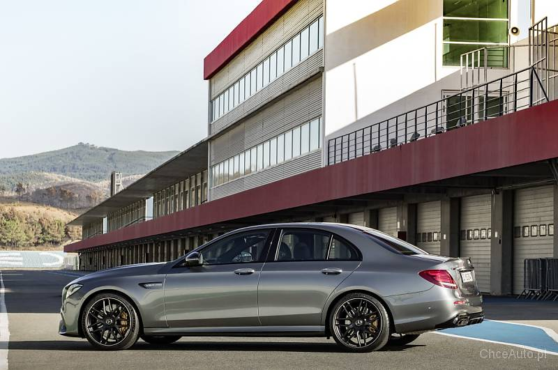 Mercedes-AMG E 63. Najszybszy w historii!