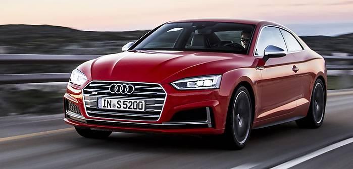 Audi A5 i S5. Polskie ceny