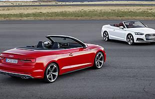 Audi A5 i S5 cabrio