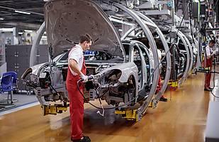 Jak się produkuje Porsche Panamera