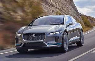 Jaguar I-Pace. Pierwszy elektryczny