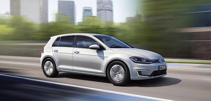 e-Golf. Elektryczny Volkswagen po liftingu
