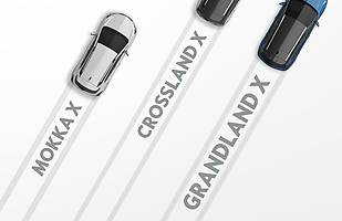 Opel Grandland X. Nowy kompaktowy crossover