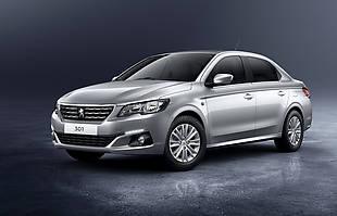 Peugeot 301 już po liftingu